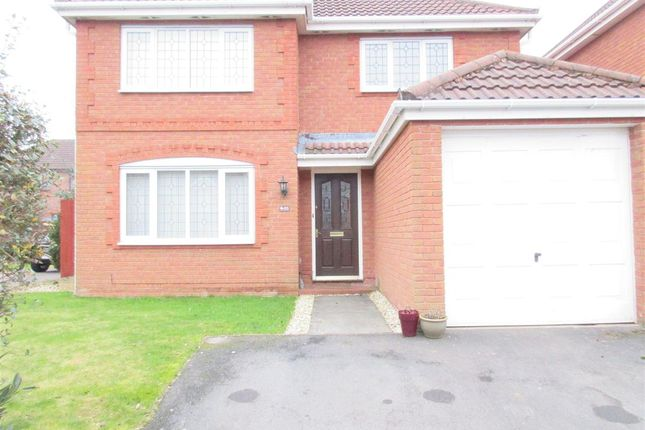 Thumbnail Detached house for sale in Colliers Break, Emersons Green, Bristol