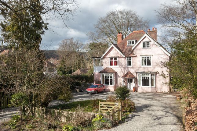 Thumbnail Detached house for sale in Sandford Avenue, Church Stretton