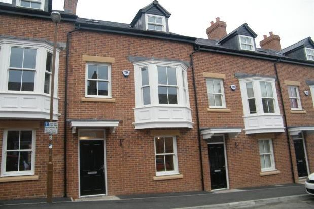 Thumbnail End terrace house to rent in Juniper Way, Durham