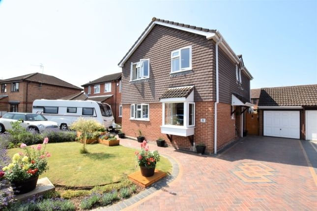 Thumbnail Detached house for sale in St. Matthews Close, Evesham
