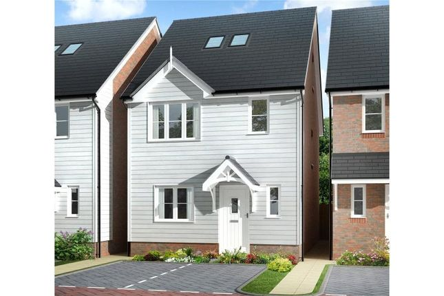 Thumbnail Detached house for sale in Station Road, East Preston, West Sussex
