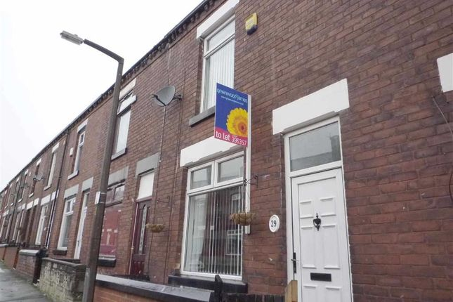 Thumbnail Terraced house for sale in Vernon Street, Farnworth, Bolton