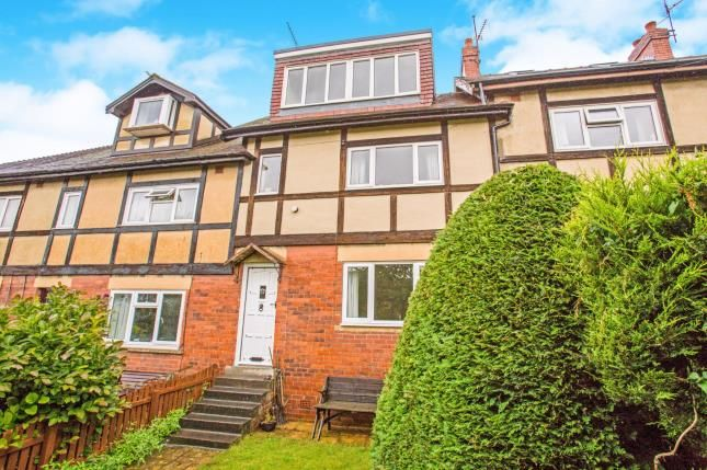 Thumbnail Terraced house for sale in Kirkgate, Knaresborough, North Yorkshire