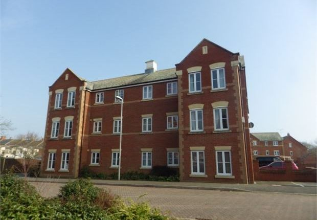 Thumbnail 2 bed flat to rent in Norman Crescent, Budleigh Salterton