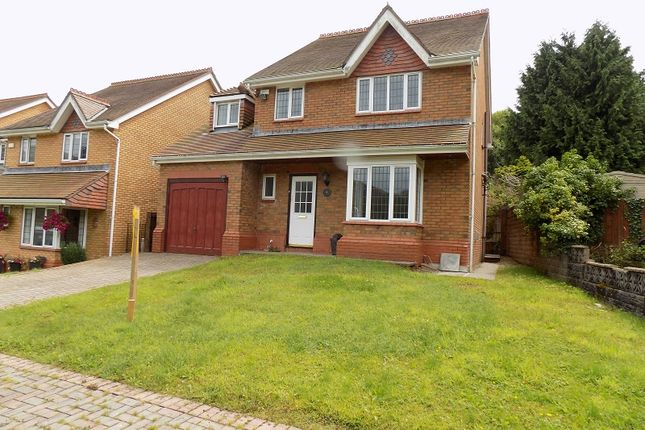 Thumbnail Detached house for sale in Nicholas Court, Ton Pentre, Pentre, Rhondda, Cynon, Taff.