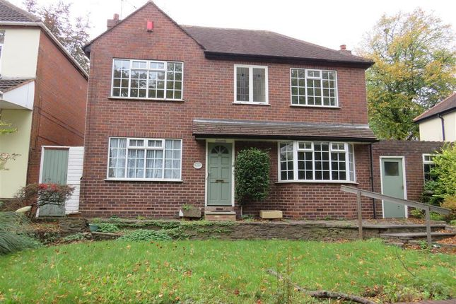Thumbnail Detached house to rent in Broadway North, Walsall