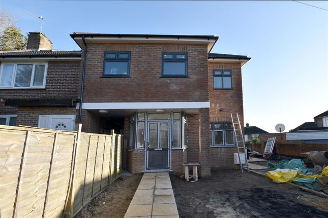 Thumbnail 4 bed property to rent in Stuart Crescent, Reigate