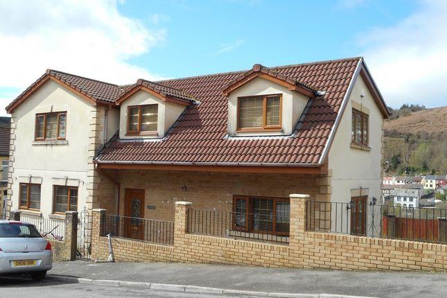Thumbnail Detached house for sale in Llanwonno Road, Ferndale