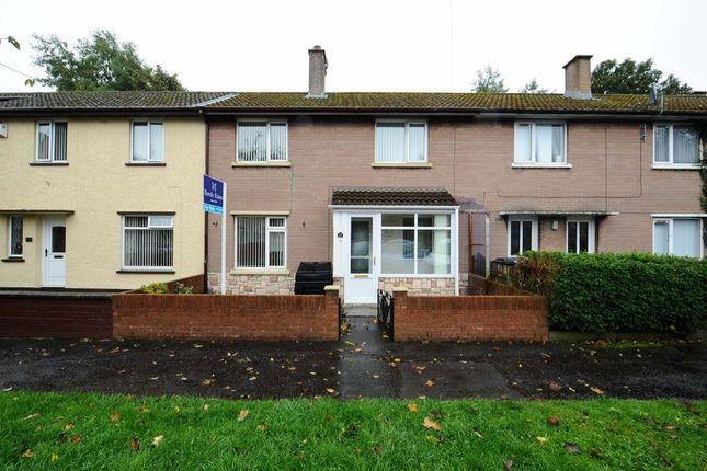 Terraced house for sale in Knocknagoney Park, Knocknagoney, Belfast