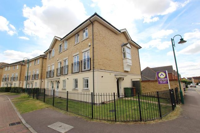 Thumbnail Town house to rent in Archers Wood, Hampton Hargate