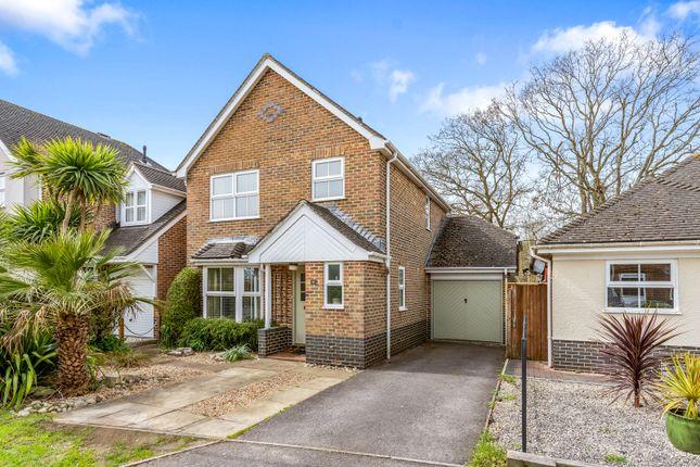 Thumbnail Detached house for sale in Enterprise Close, Warsash