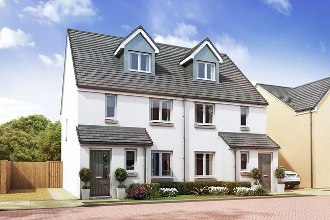 """4 bedroom town house for sale in """"The Bothwell """" at Salters Road, Strawberry Corner, Wallyford"""
