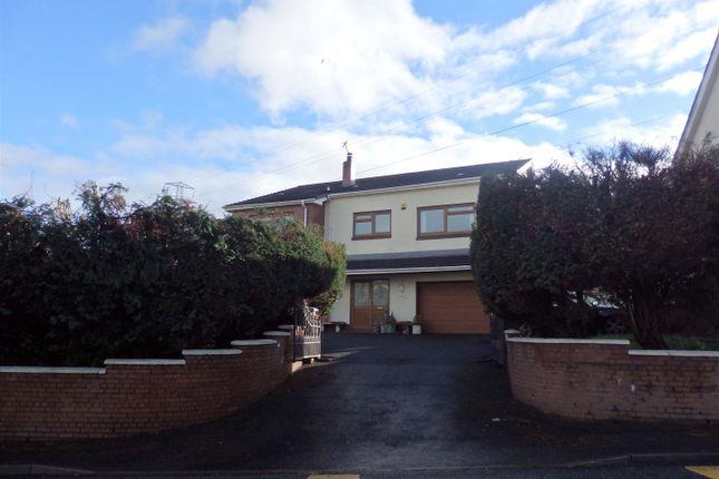 Thumbnail Detached house for sale in Felinfoel Road, Llanelli