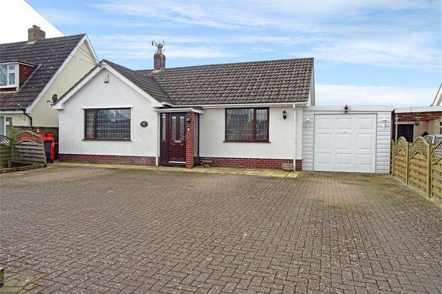 Thumbnail Detached bungalow for sale in Vole Road, Mark, Highbridge, Somerset