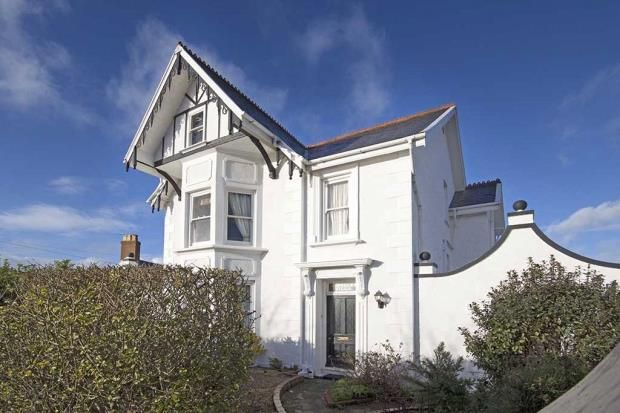 5 bed detached house for sale in Hautes Capelles, St. Sampson, Guernsey