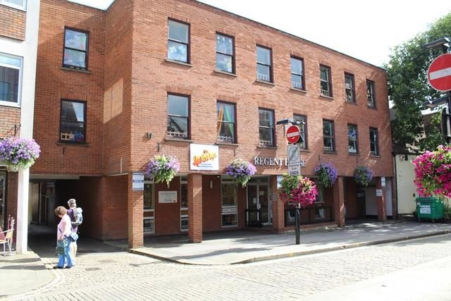 Thumbnail Office for sale in 13-15 George Street, Aylesbury, Buckinghamshire
