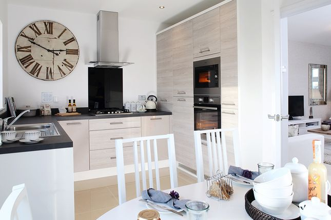 """3 bedroom end terrace house for sale in """"Malvern"""" at The Terrace, Sudbrook, Caldicot"""