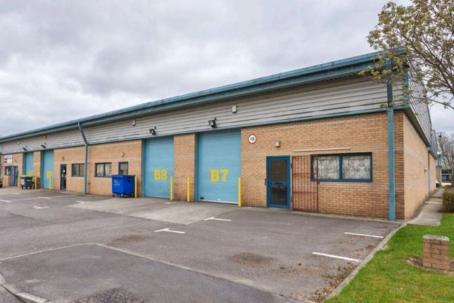 Light industrial to let in Unit Whitwood, Speedwell Road, Castleford, West Yorkshire