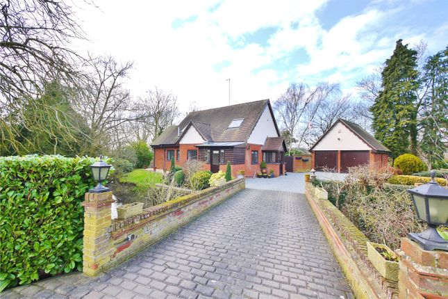 Thumbnail Detached house for sale in Mill Lane, Navestock, Essex