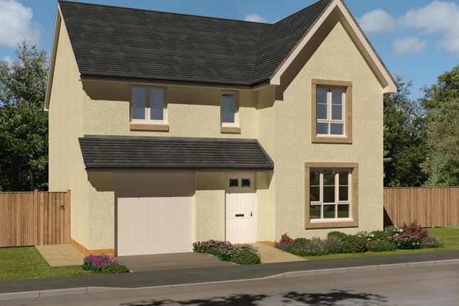 "Thumbnail Detached house for sale in ""Inveraray"" at Oldmeldrum Road, Inverurie"