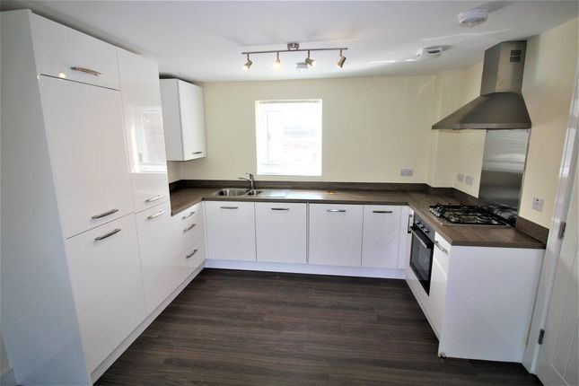 Thumbnail Flat to rent in Thomson Houston Way, Rugby