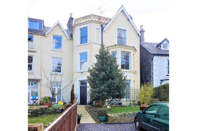 Thumbnail Flat for sale in Park Crescent, Llanfairfechan