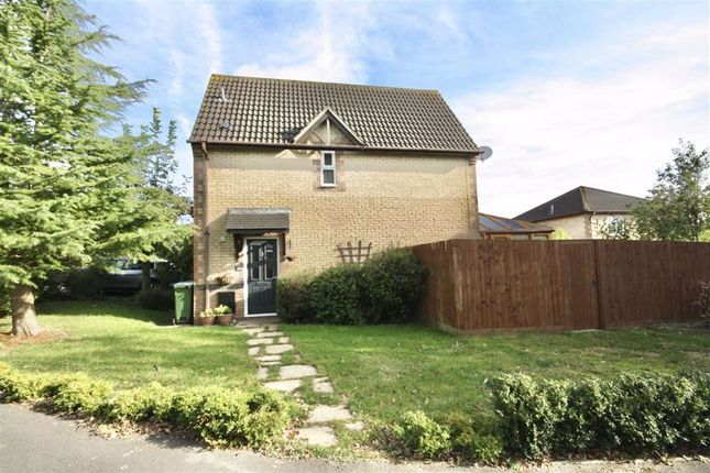 Thumbnail End terrace house for sale in Rowe Mead, Chippenham, Wiltshire