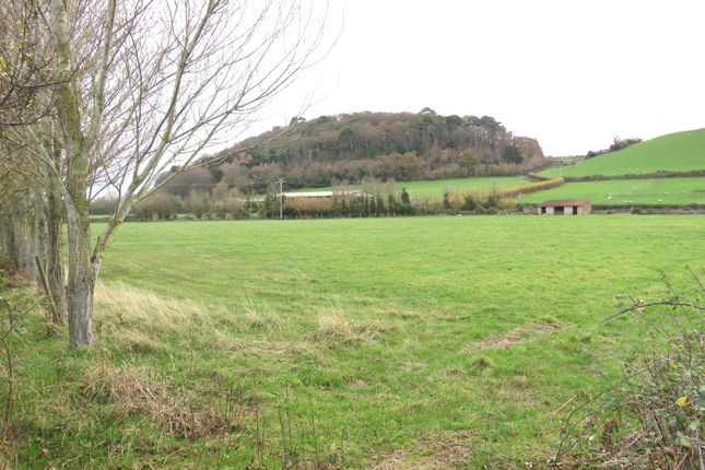 Thumbnail Land for sale in Main Road, Ellicombe, Minehead
