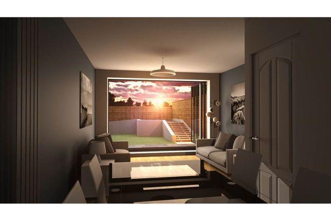 Living Room of 381A Mottram Road Matley, Stalybridge SK15
