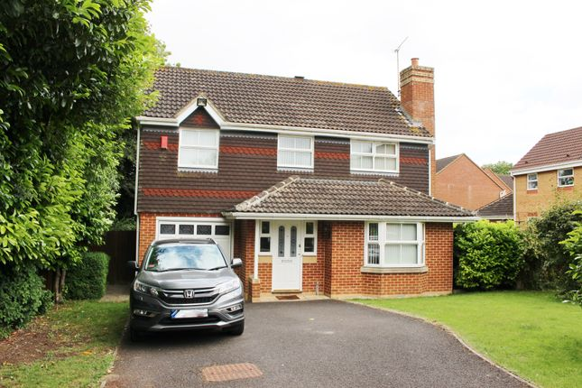 Thumbnail Detached house to rent in Cagney Drive, Swindon