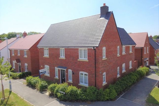 Thumbnail Detached house for sale in Abacot Grove, Houghton Regis, Dunstable