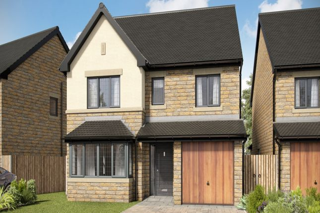 Thumbnail Detached house for sale in Rowan Meadows, Leigh