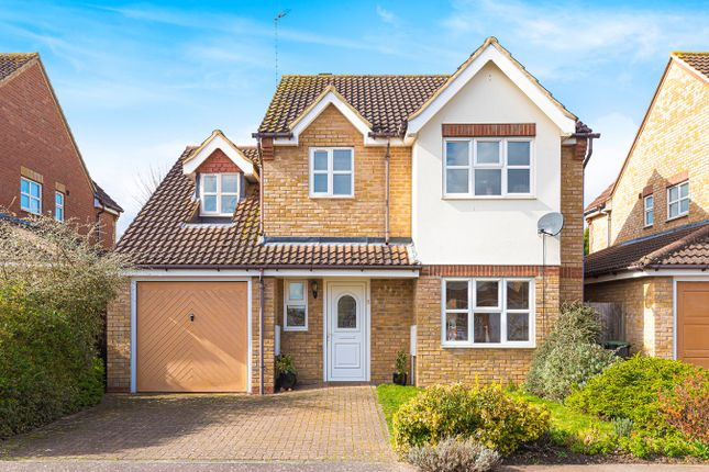 Thumbnail Detached house for sale in Naseby Place, Flitwick