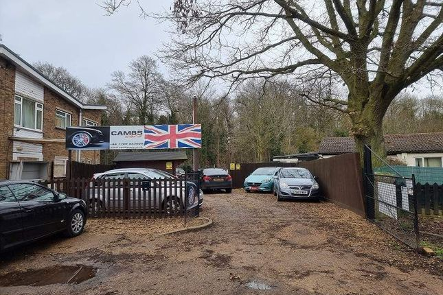 Thumbnail Parking/garage for sale in The Grove, Warboys Road, Old Hurst, Huntingdon