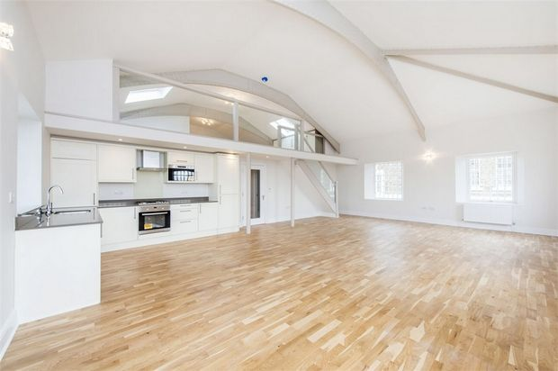Thumbnail Flat for sale in Clerkenwell House, Hilda Road, London