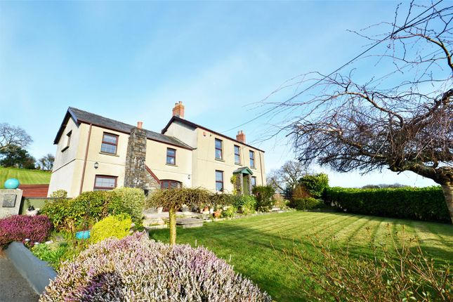 4 bed detached house for sale in Wellfield Road, Abergwili, Carmarthen SA31