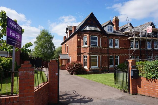 Thumbnail Semi-detached house for sale in Ashfield Park Road, Ross-On-Wye