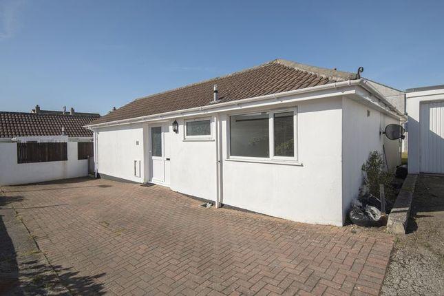 Thumbnail Detached bungalow for sale in Rosemellin, Camborne