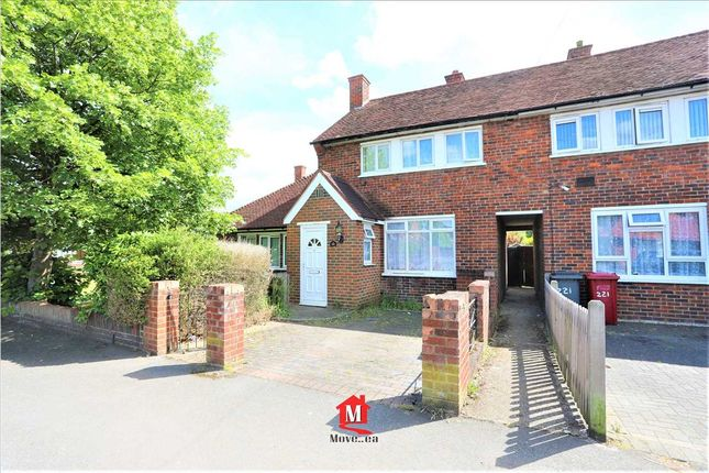 3 bed semi-detached house for sale in Trelawney Avenue, Langley, Slough SL3