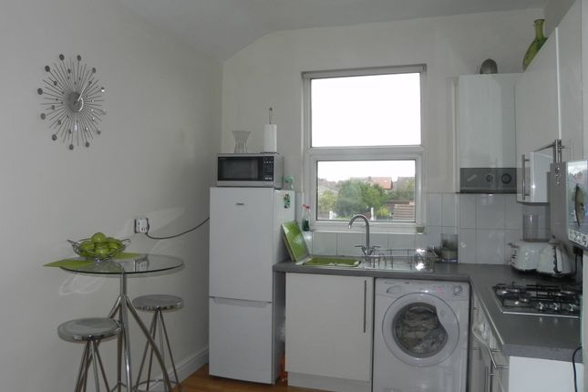 Thumbnail Flat to rent in College Road, Crosby, Liverpool