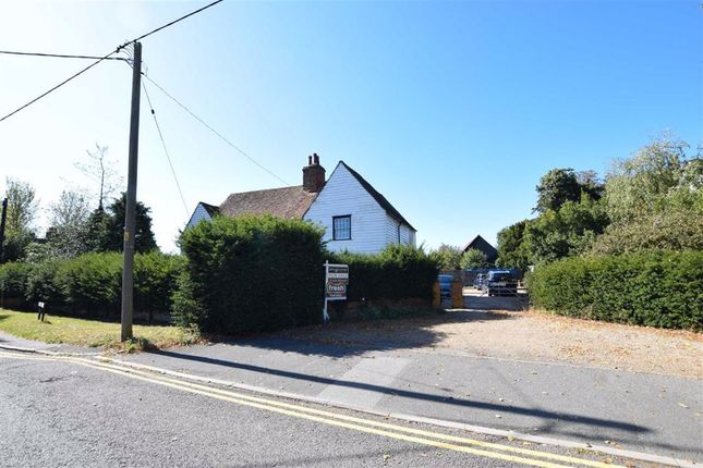 Thumbnail Detached house for sale in Church Road, Corringham, Essex