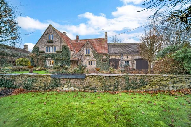 Thumbnail Detached house for sale in Bath Road, Atworth, Melksham