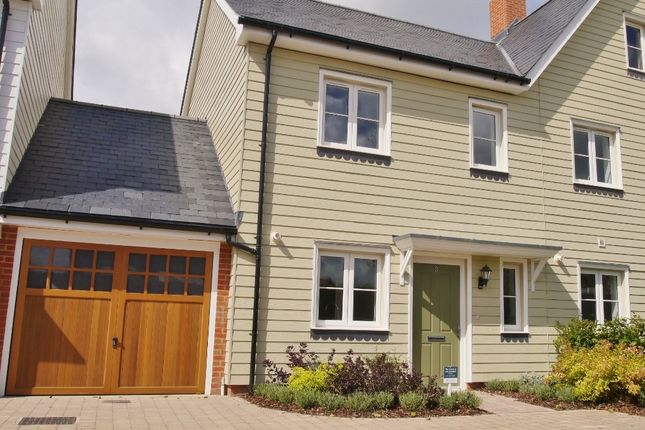 Thumbnail Semi-detached house to rent in Churchill Way, Broadbridge Heath, Horsham