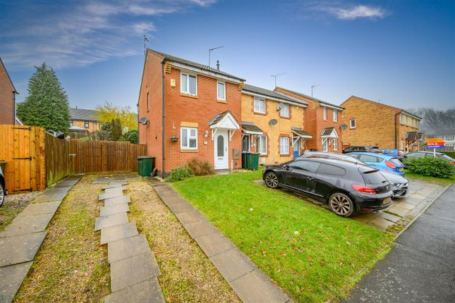 2 bed end terrace house for sale in Ladyfields Way, Holbrooks, Coventry CV6