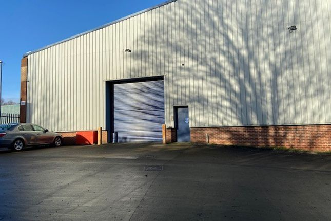 Thumbnail Warehouse for sale in Sampson Road North, Birmingham