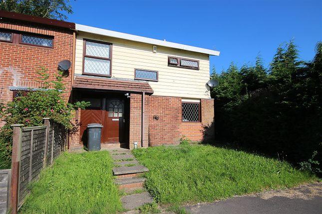 3 bed end terrace house for sale in Hazlebarrow Grove, Sheffield S8