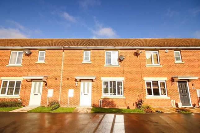 Thumbnail Terraced house for sale in Dukesfield, Shiremoor, Newcastle Upon Tyne