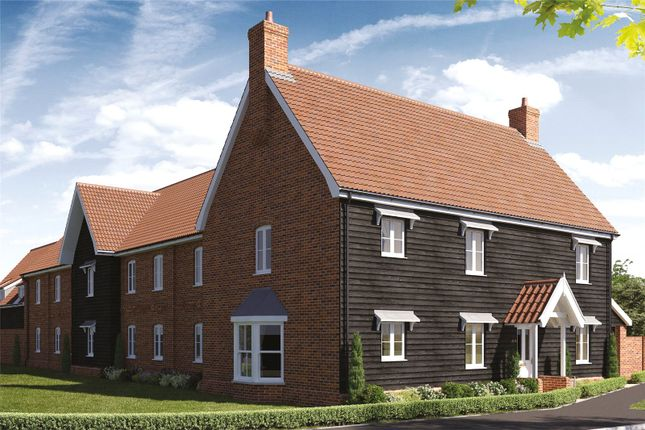 Thumbnail Flat for sale in Plot 160 Heronsgate, Blofield, Norwich, Norfolk