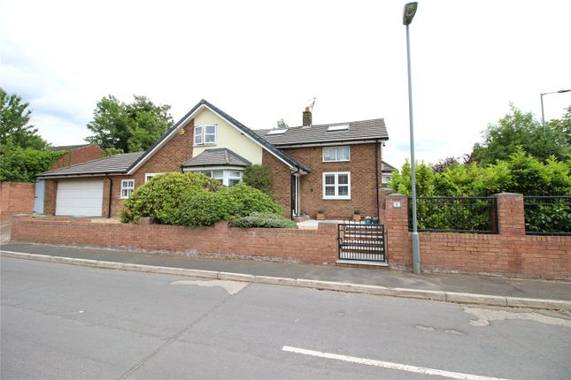 Thumbnail Detached bungalow to rent in Eaton Close, Huyton, Liverpool, Merseyside