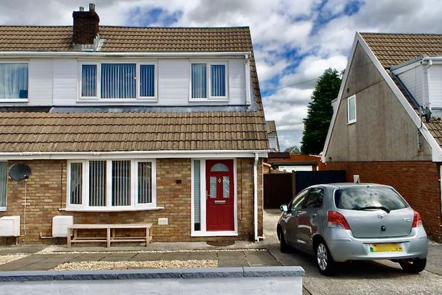 Thumbnail Property for sale in Teglan Park, Tycroes, Ammanford